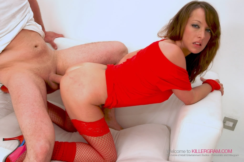 Aeisha Earle - A Red Hot Fuck Slut