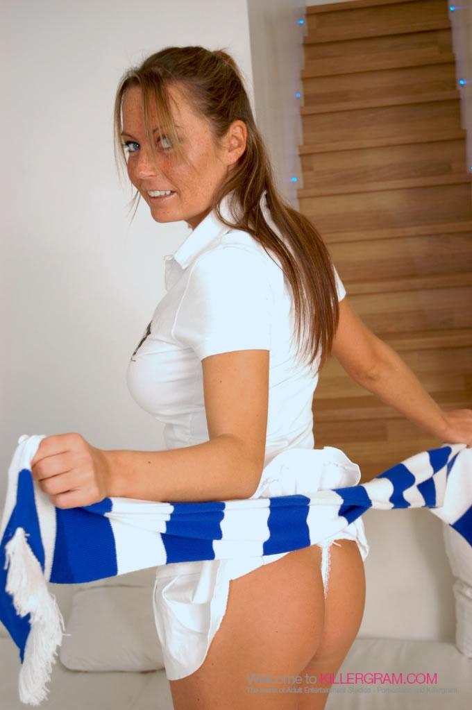 Alexis May - Hardcore Soccer Fanny