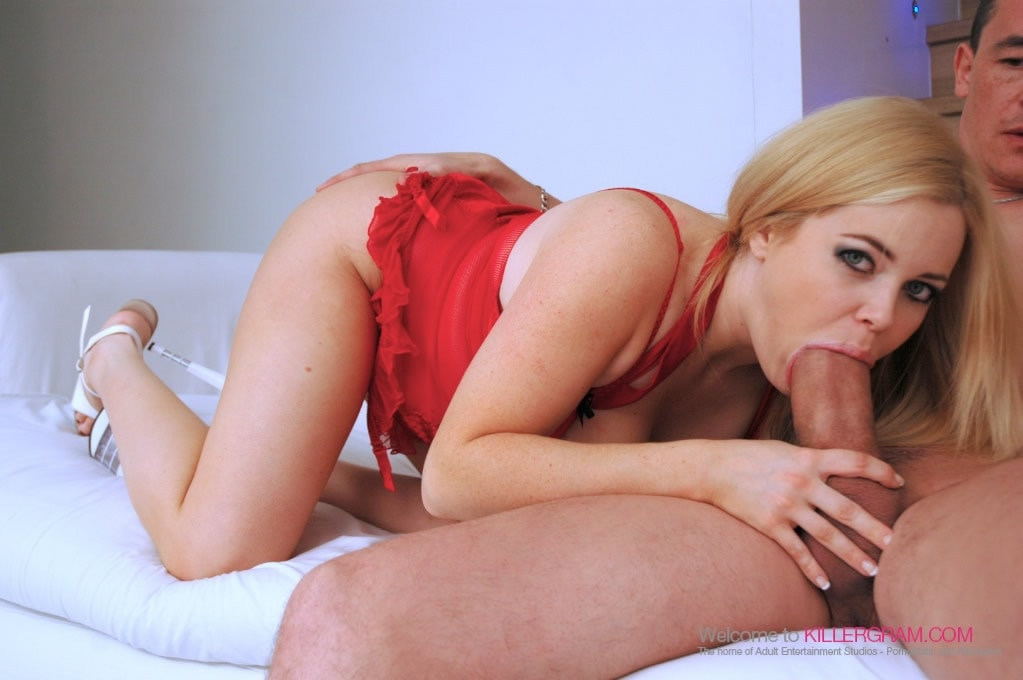 Alicia Rhodes - Hard Fucked and Satisfied