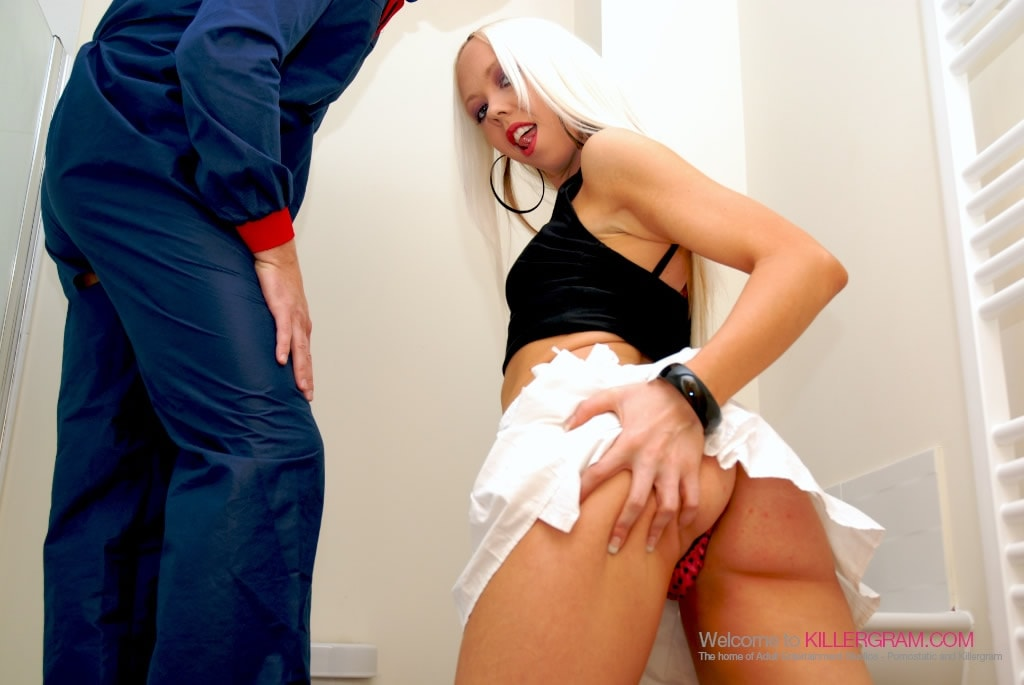 Alysha Leigh - A Fanny Extraction
