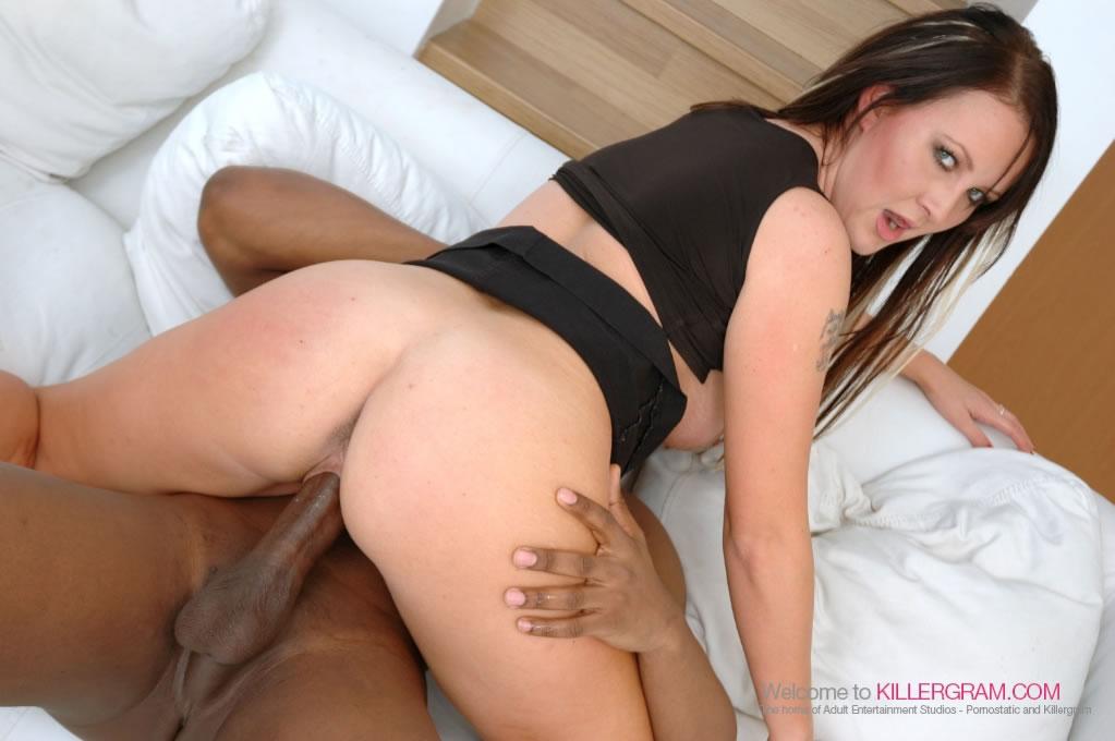 Amber Lee - I Want To Bareback The Shaft