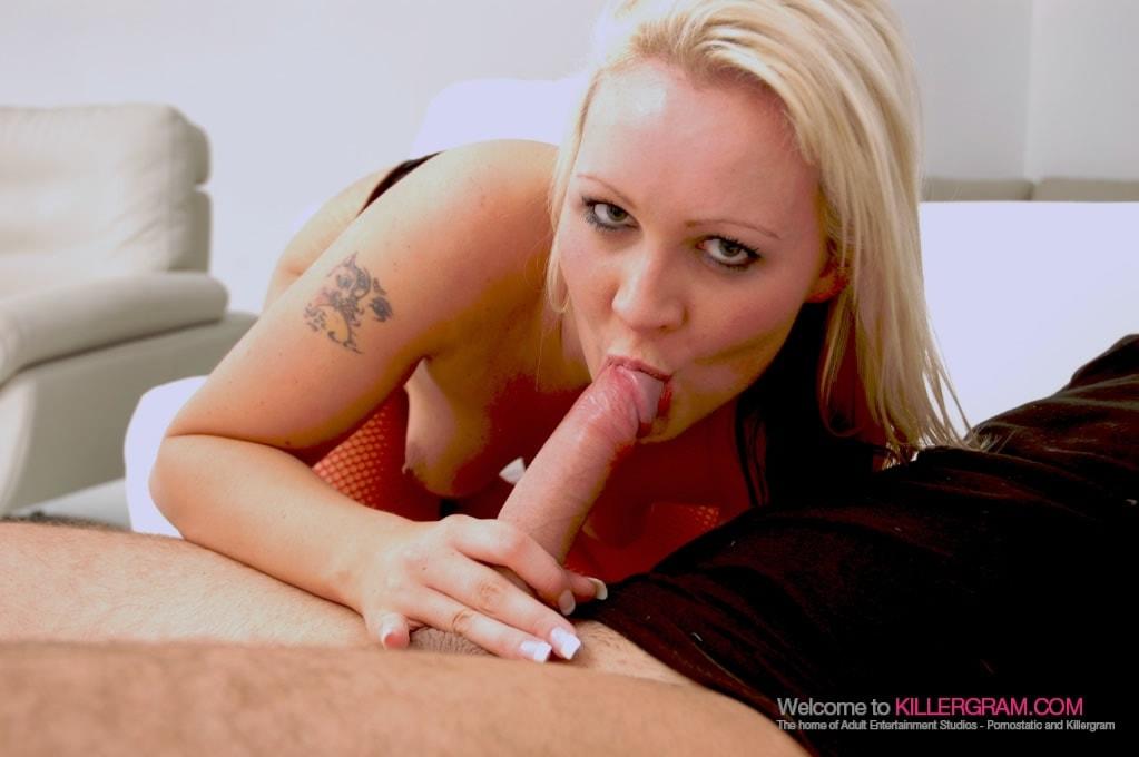 Amber Lee - Slam That Blonde Slag