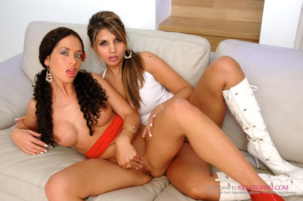 Anaya Leon - A Big Cock for Anjali and Me
