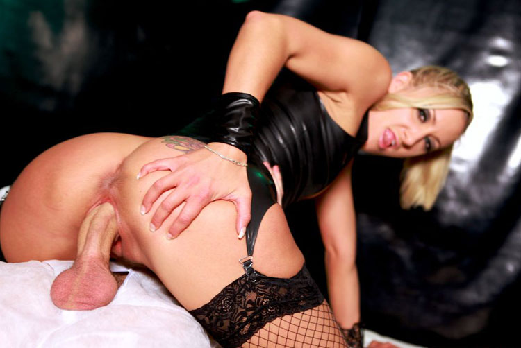 Angel Long - Slammed By Monster Cock