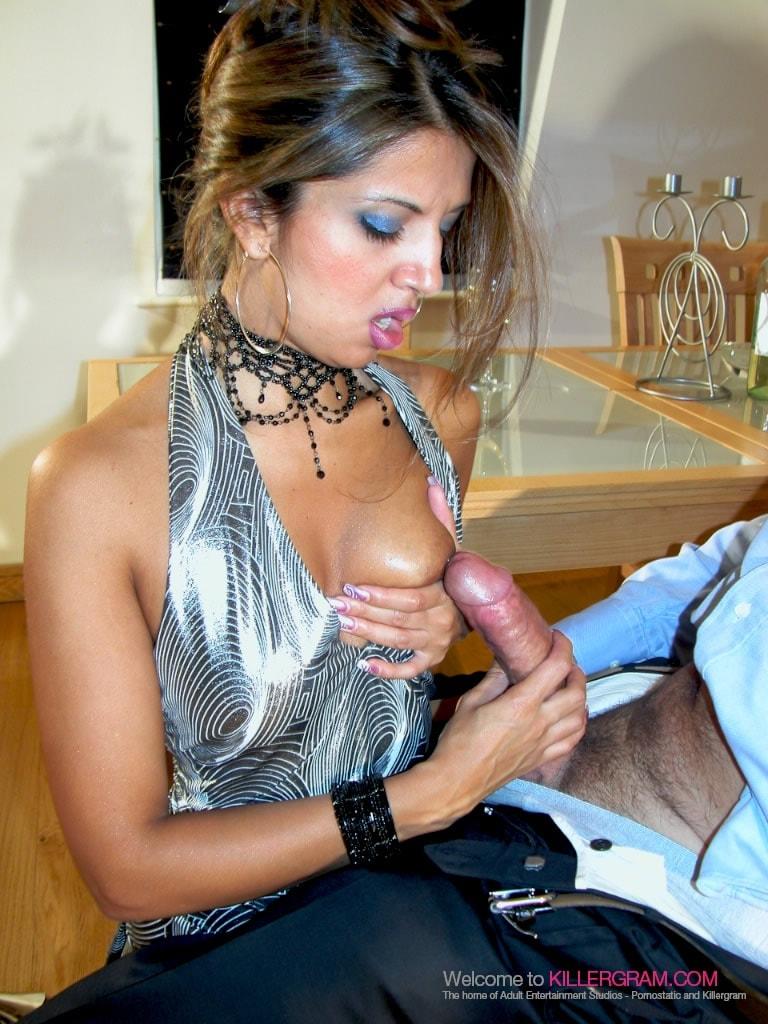 Anjali Kara - Can I Be of Service To You
