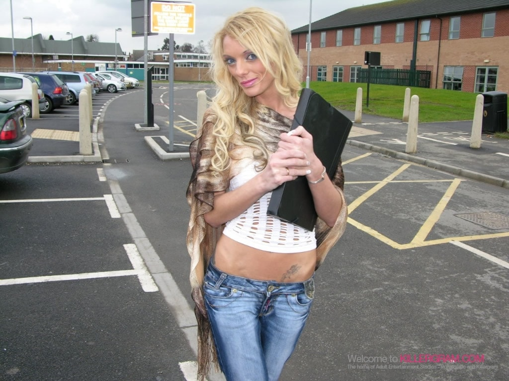 Antonia Deona - A Cock Slut Student