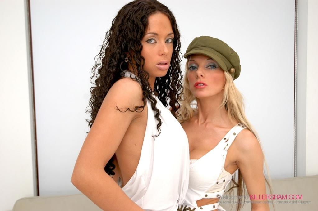 Antonia Deona - An Interracial Threesome
