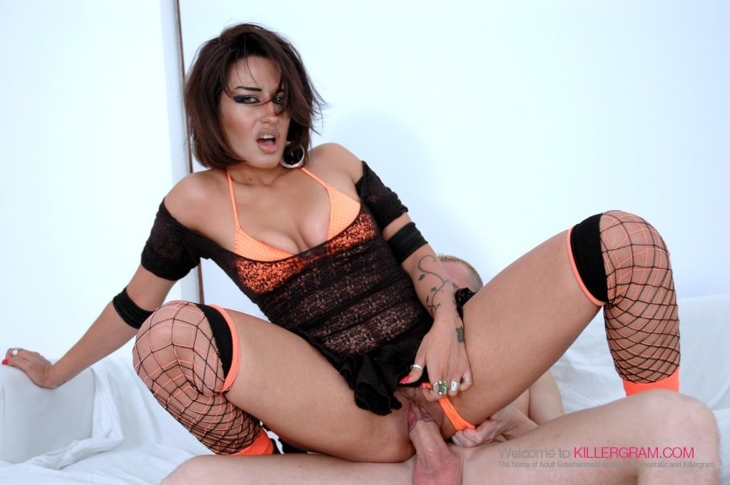 Ariana Mistry - Erotic Asian Ink