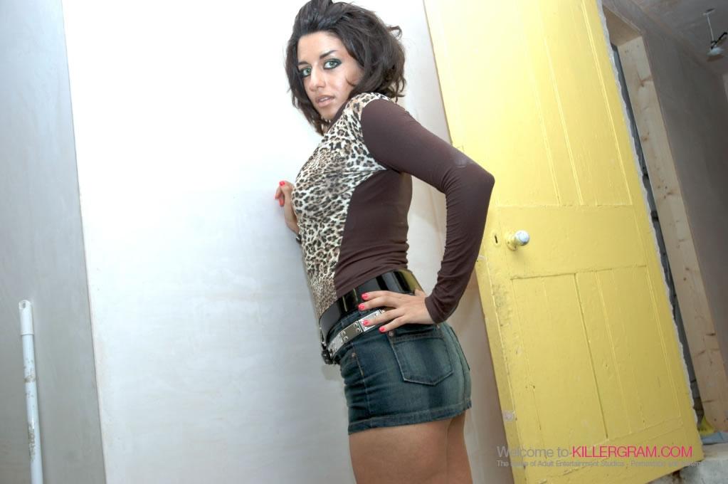 Ariana Mistry - The Soho Streetwalker