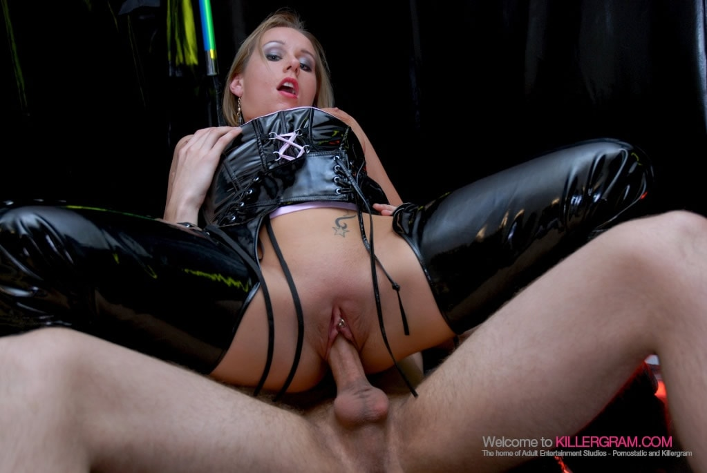Ashley Rider - A Rock Chick Cum-Slut
