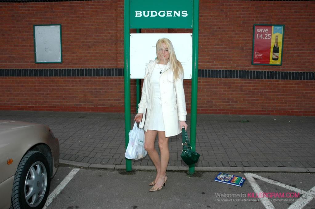 Ava Martin - A Supermarket Sweep