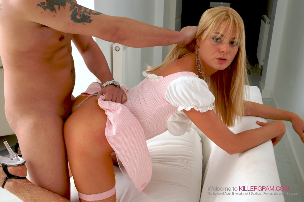 Ava Martin - Sisters Take Black Spitroast