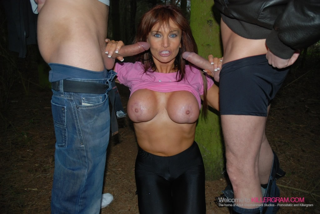 Bo Tingley - Hot MILF Dogging Days