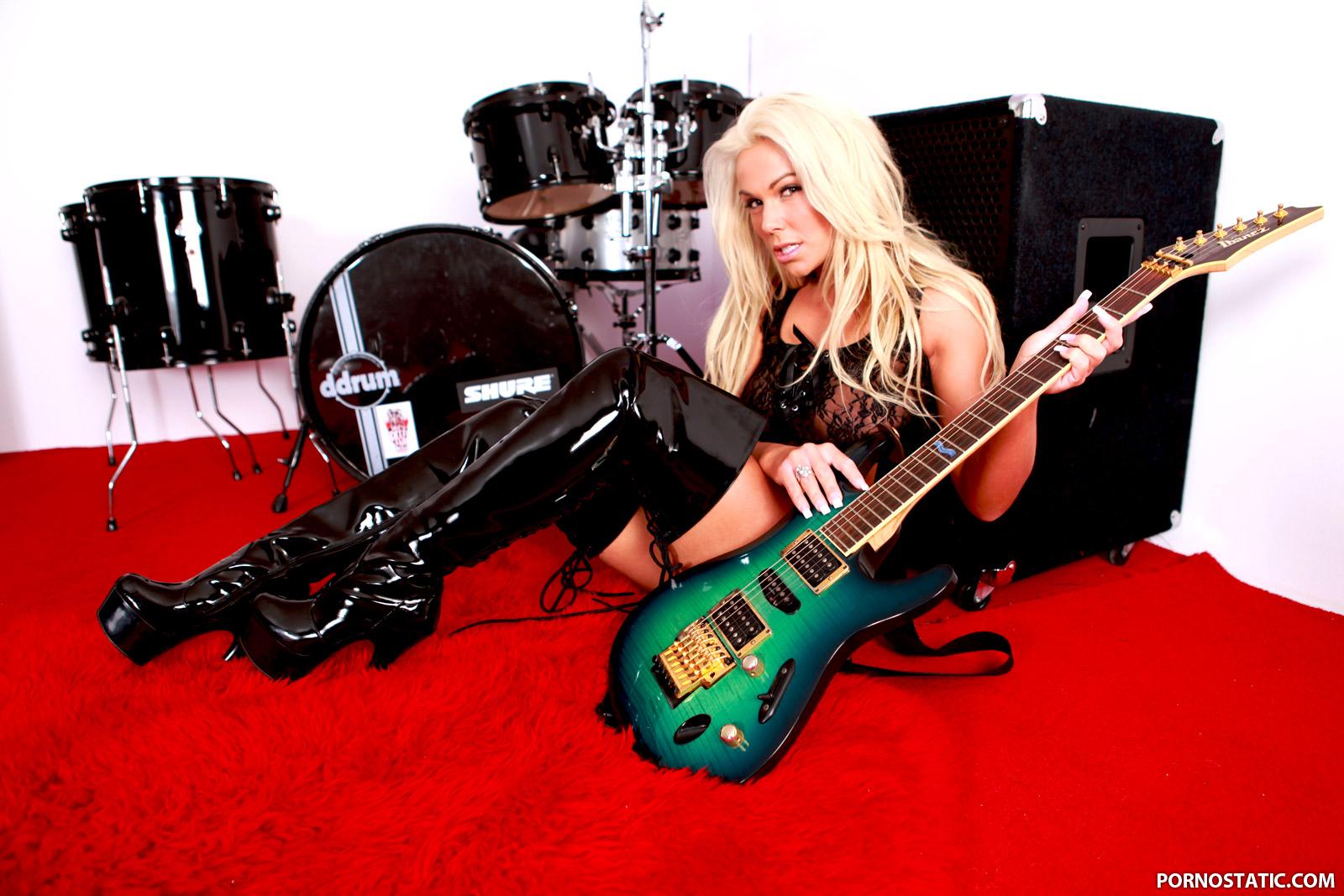 Caprice Jane - Super Hot Rock Chick