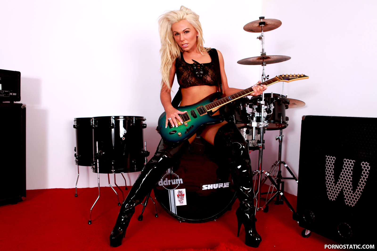 Caprice Jane - Super Hot Rock Chick