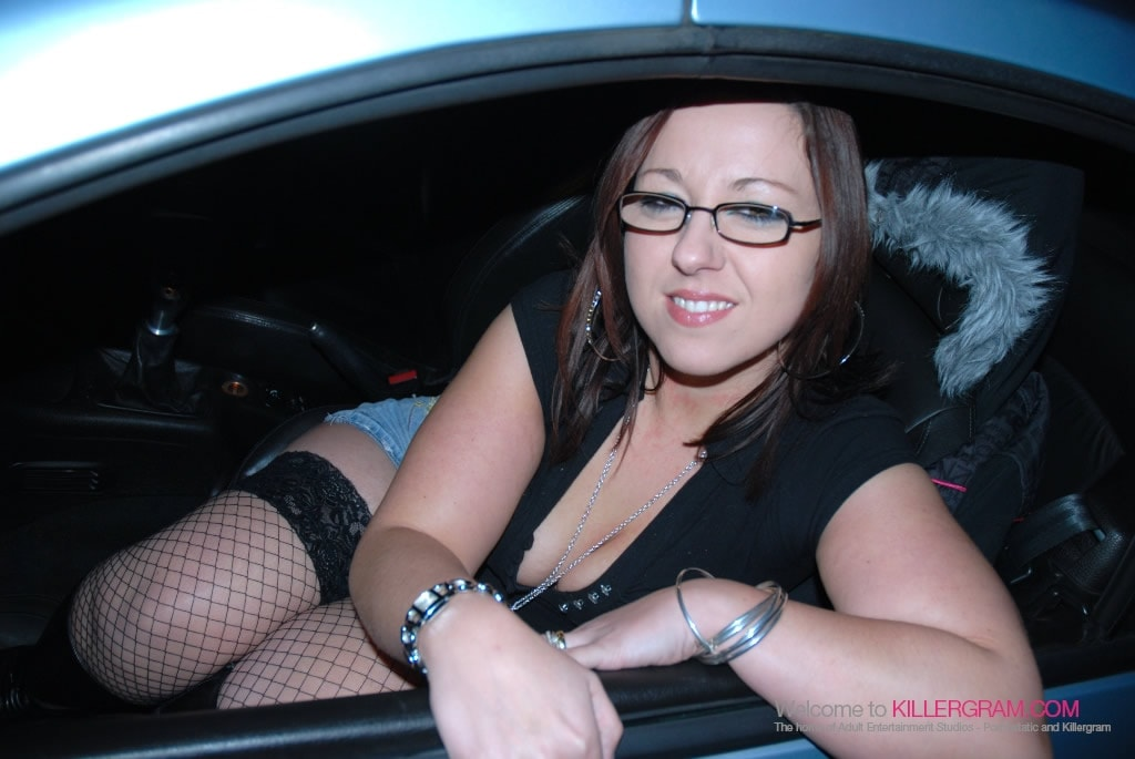 Carly Cumslut - A Dogging MILF Swinger