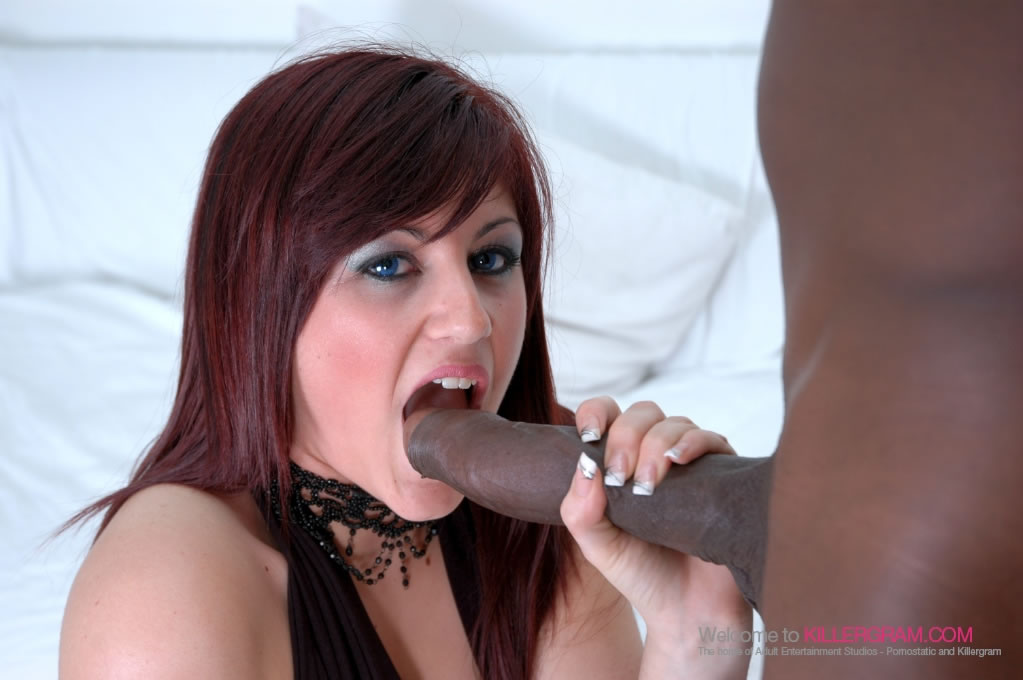 Carmella Rossi - A First Time Shafted