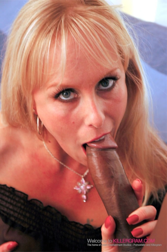 Chantelle Stephens - She Loves The Black Cock