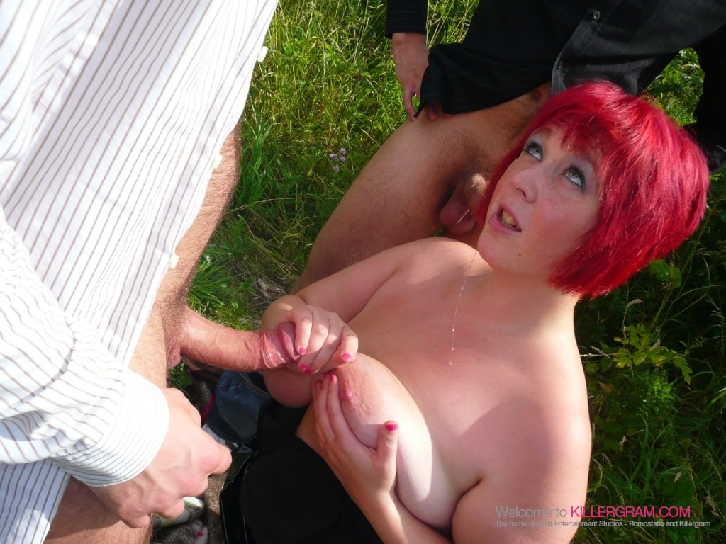 Clare Dee - A Day Night Dogging Mission
