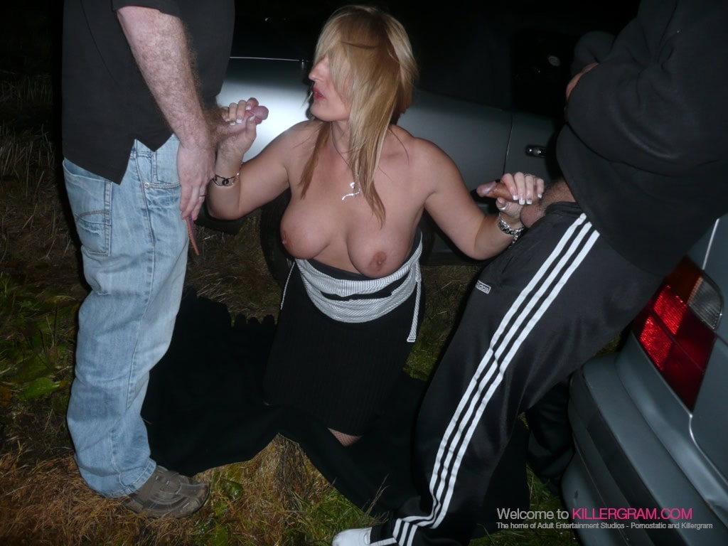 Crystal Saunders - Total Dogging Addiction