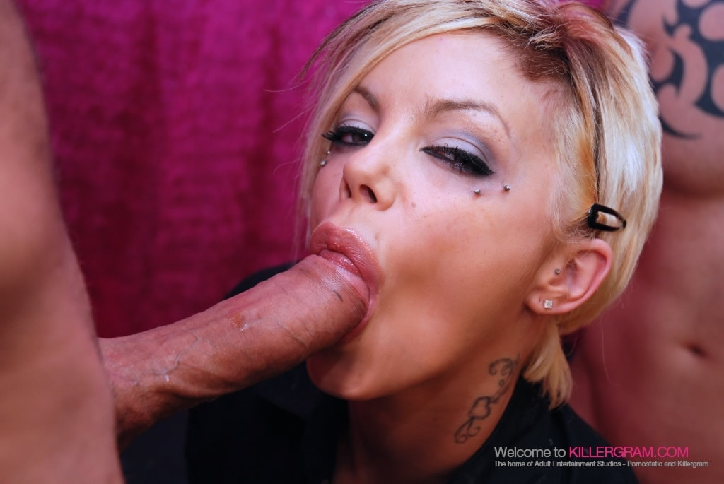 Delta White - True Blonde Pimping
