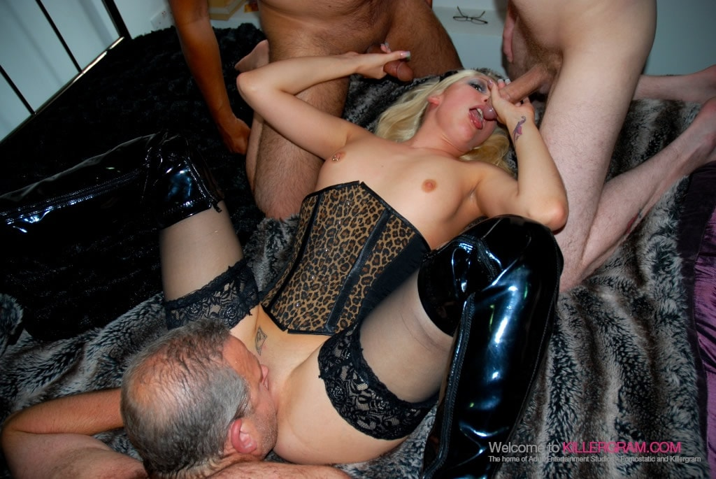 Dolly Delight - A Sex Slave Party