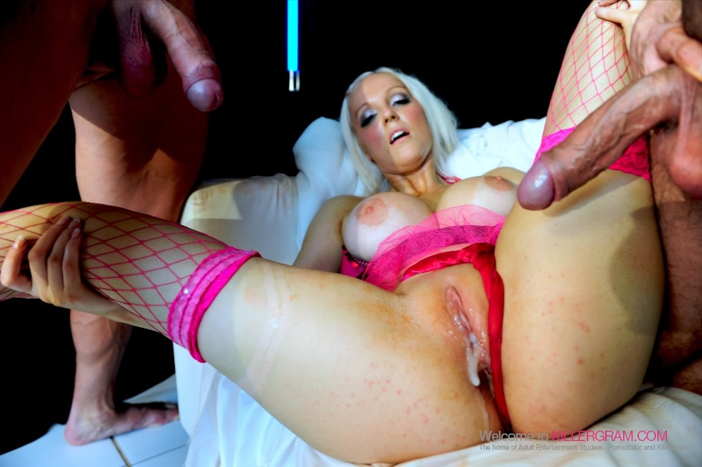 Dolly Delight - Double Internal Creampie