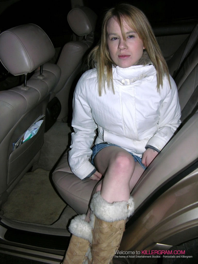 Dream Girl Niki - My First Dogging