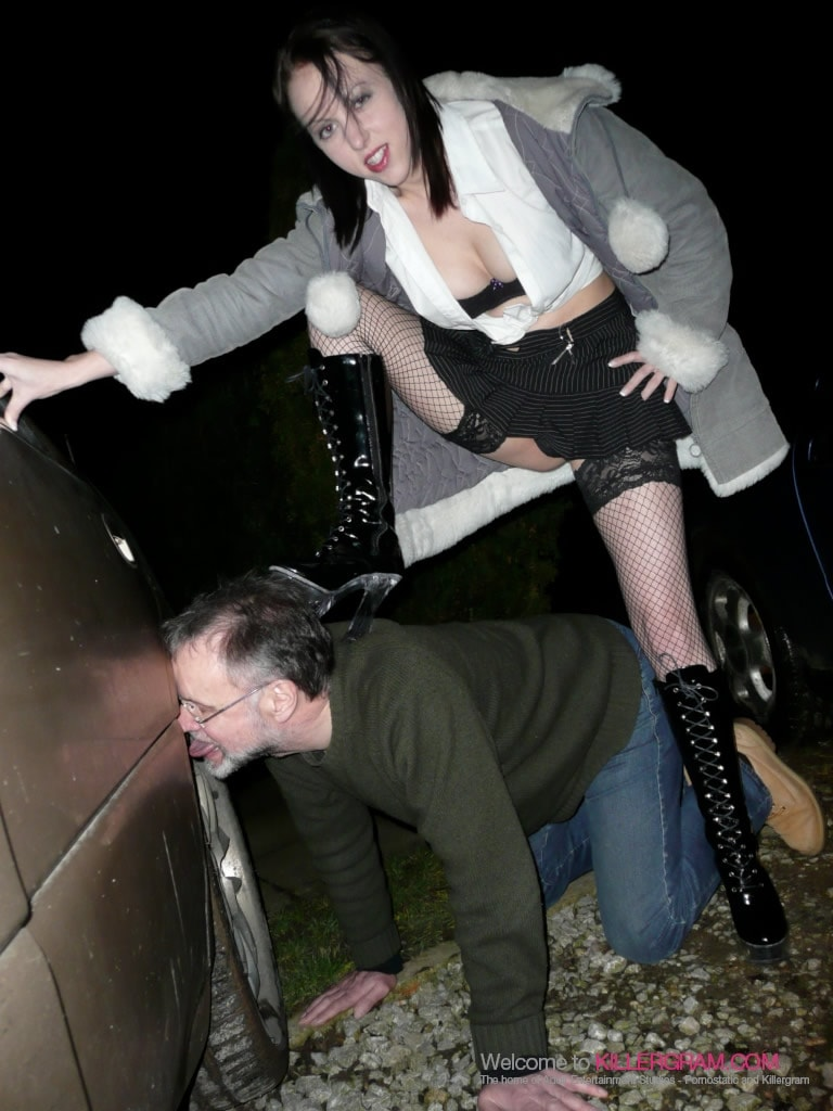Emily X - The Dogging Dominatrix