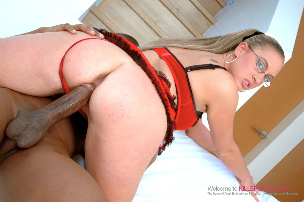 Emma Butt - A Taste of the Shaft