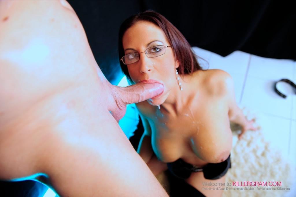 Emma Butt - Hot Smoking Fuck Slut