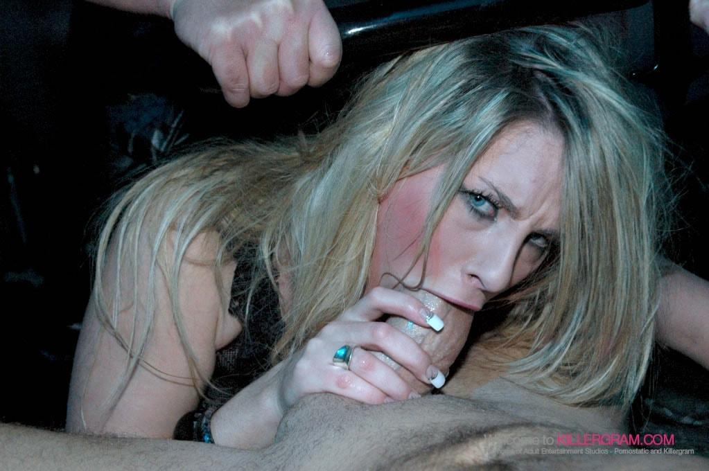 Felicity Grace - A Hot Smoking Bitch