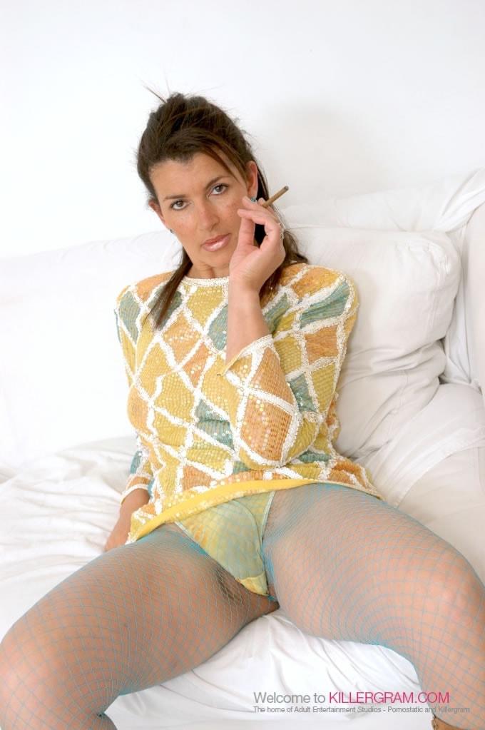 Georgina Smith - A Toyboy Threesome