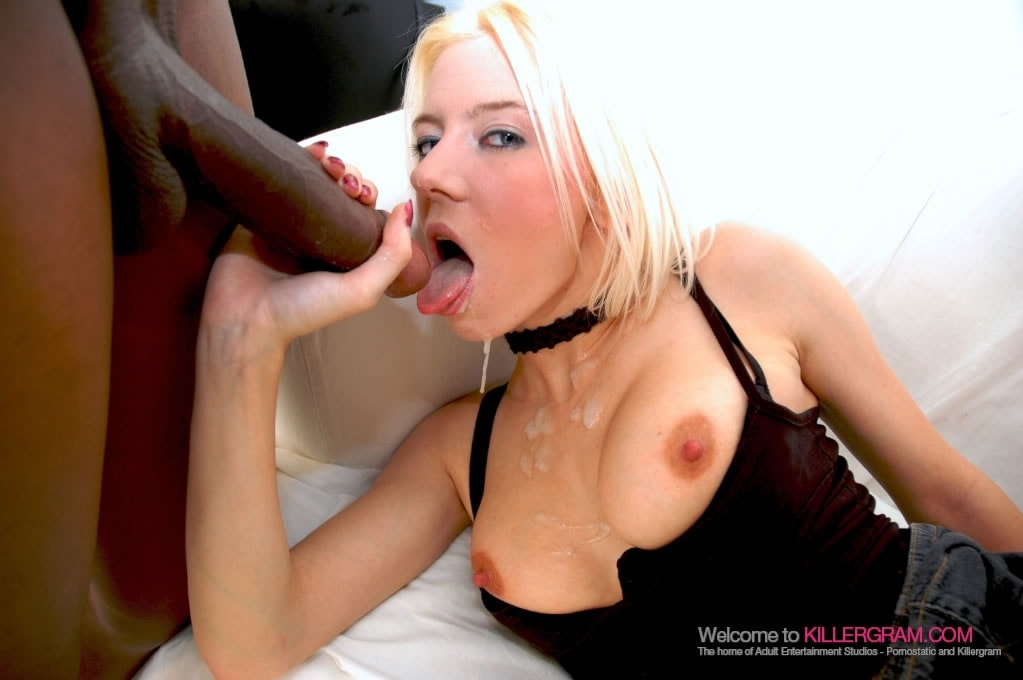 Harmony Hex - My First Black Cock