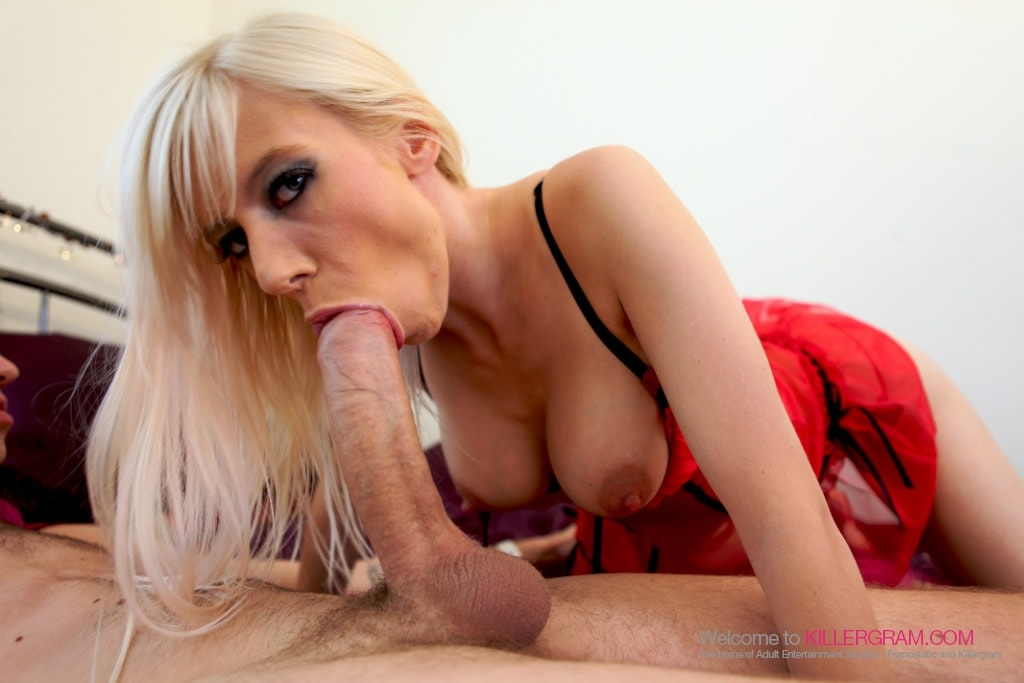Harmony Hex - Wake Up To a Huge Cock