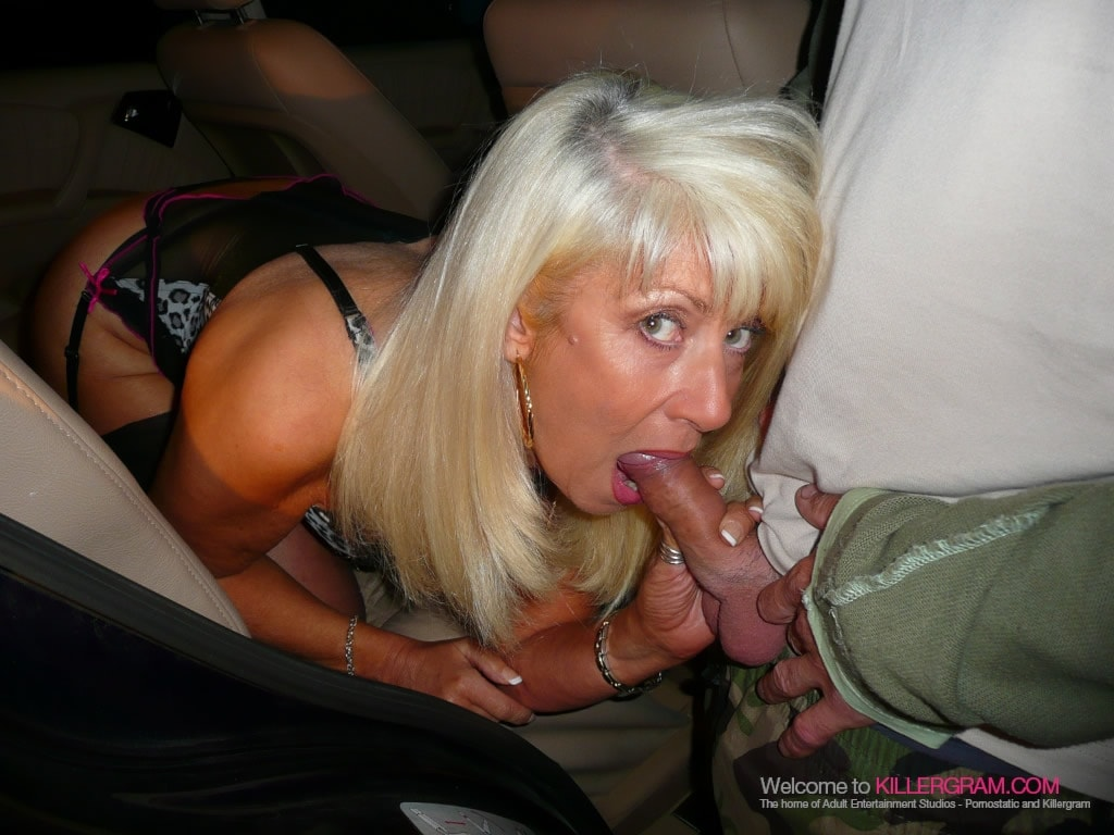 Helen Armstrong - A Classy Dogging MILF