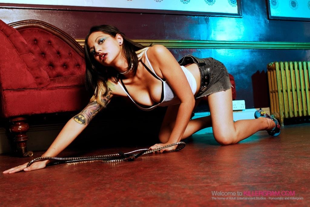 Holly Dee - Exotic Dark Angel