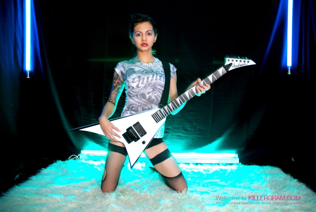 Holly Dee - Hot Inked Rock Chick