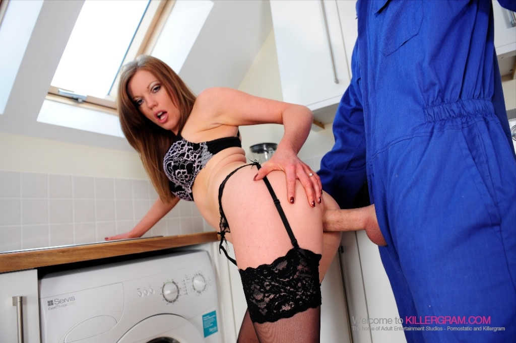 Holly XX - The Handymans Big Tool