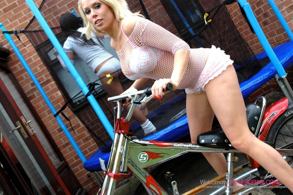 Jamie Brooks - A Pornstar Rider