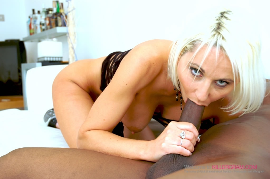 Jan Burton - My First Black Cock
