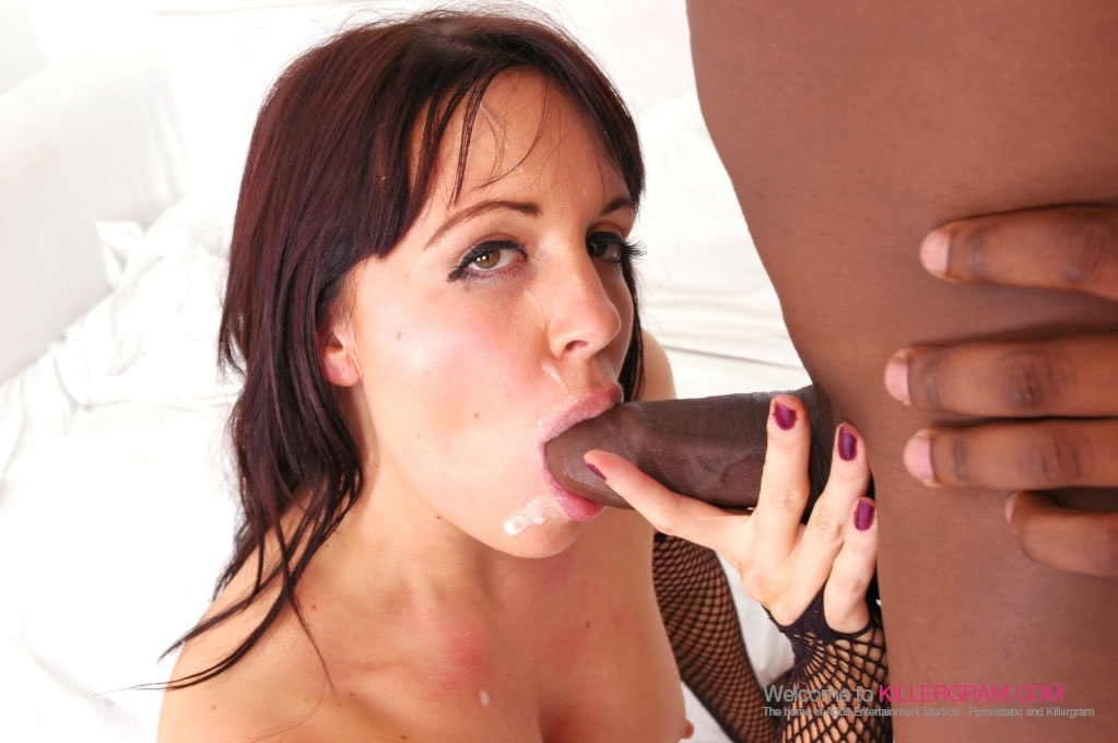 Jane Berry - A Black Cock Obsession