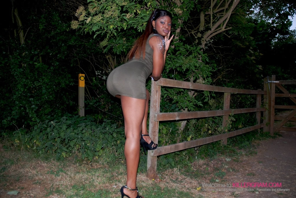 Jasmine Webb - Hot Ebony Dogging