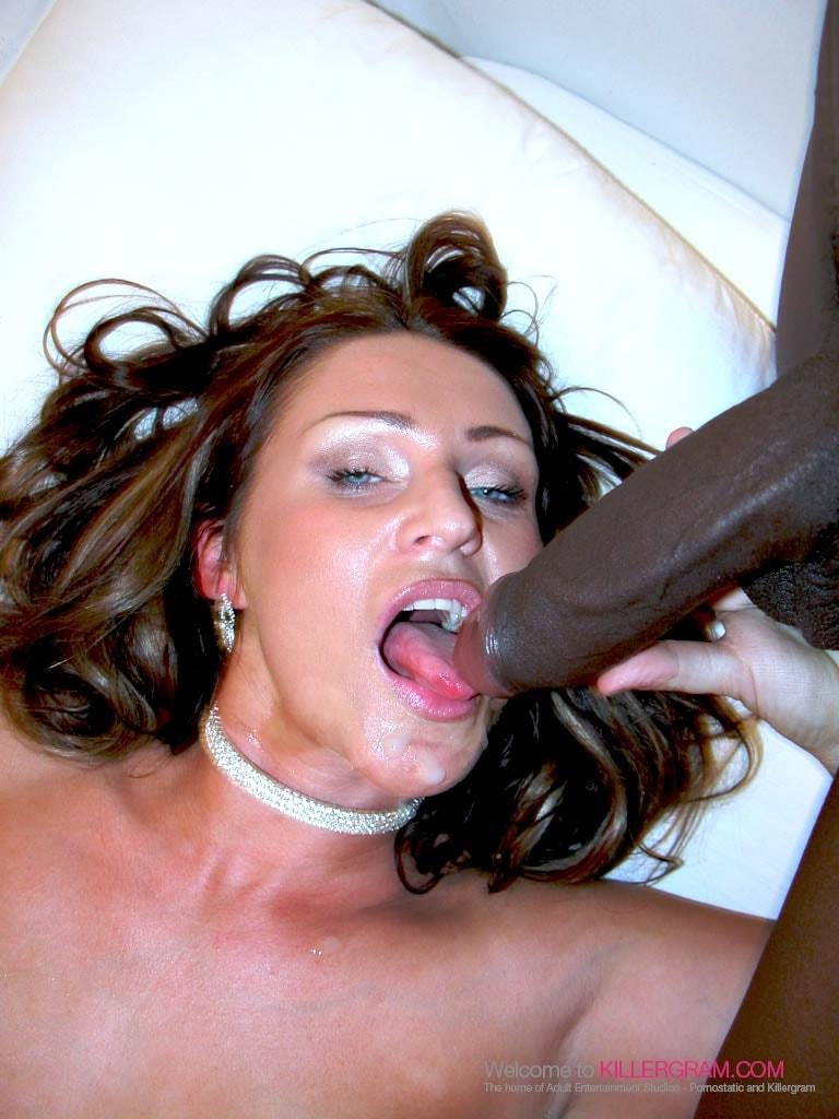 Jodie Hernendez - Black Cock Debut