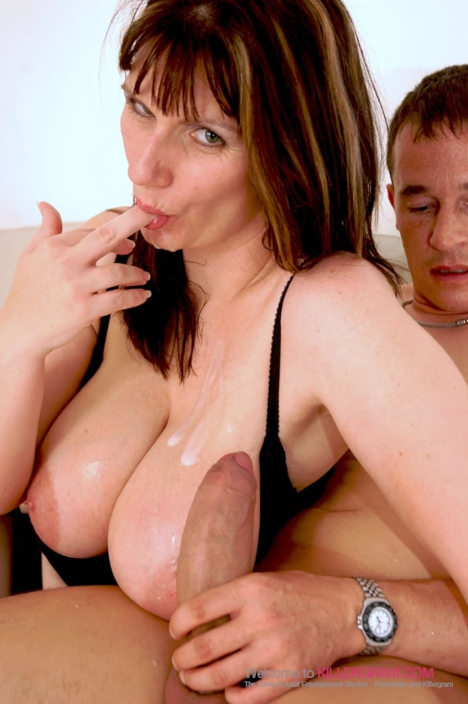 Josaphine James - A Big Cock Experience