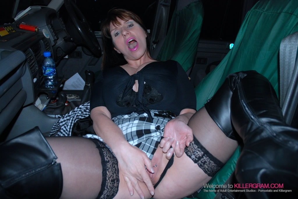 Josaphine James - Ball Busting Dogging
