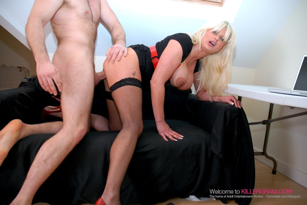 Karen Kay - Hardcore Office Antics