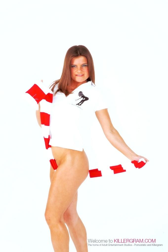 Karla Romano - Hardcore Footy Fuckers