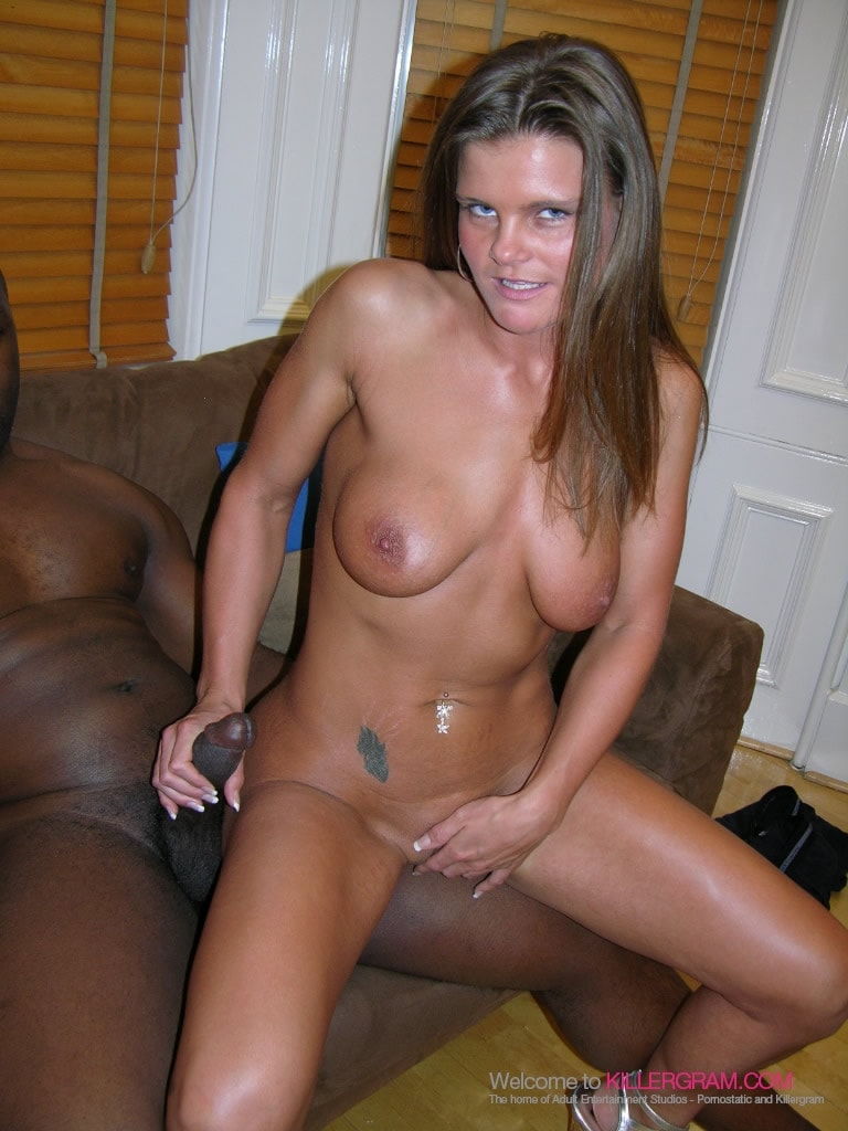 Karla Romano - Sharing Big Black Cock