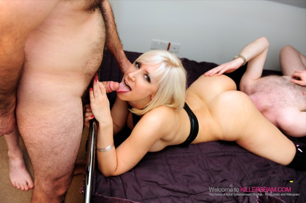 Karlie Simone - A Hot Blonde Party Slut